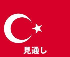 トルコリラ/円